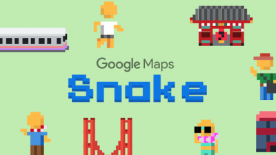 How to play the cult game Snake on Google Maps