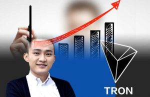 Trons-Justin-Sun-Predicts-The-TRX-Surge-of-500-in-Dapp-Activities-on-the-Network-696x449